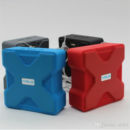 2019 bluetooth altoparlante hi fi BZ X8 altoparlante bluetooth senza fili LED portatile mini lettore musicale bluetooth super bass Hi-Fi supporto audio stereo TF card e radio FM sconti bluetooth altoparlante hi fi
