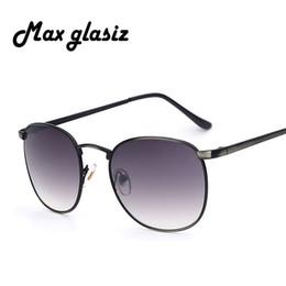 Wholesale Vintage Hippie Sunglasses - Wholesale- Unisex Hippie Shades Hippy 60S John Lennon Style Vintage Round Peace Sunglasses Men Retro metal frame sunglass gafas de sol