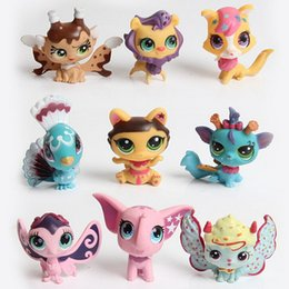 Wholesale Small Novelty Baby Toys - Baby Toys Doll Animal Model Car Interior Decoration Cartoon Movie Figures Soft Christmas Gift Free Shipping