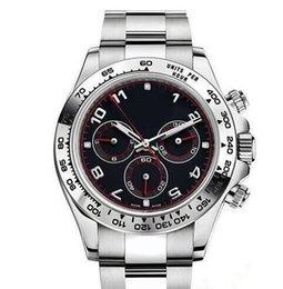 Wholesale Men Sapphire Bracelet - 2017Luxury Watches man watches wholesale fashion 40mm Everose Dial Bracelet mechanical men's watch 2813 movement Automatic watches