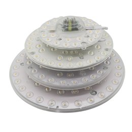 Wholesale Cooler Installation - 12W 18W 24W 32W LED module ceiling light SMD2835 AC220V indoor lighting led lamp easy installation