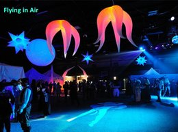 Wholesale inflatable ornament - 5ft 2m LED Special Inflatable Light Ornament for Party, Club, Bar