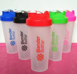 Wholesale Powdered Drinks - 600ml Protein powder shake cup Milkshake Mixing Cup Plastic Cup