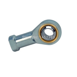 Wholesale Joint Rod Ends - Wholesale- Free Shipping 8mm Female SI8T K PHSA8 Ball Joint Metric Threaded Rod End Joint Bearing SI8TK 8mm rod power tool parts