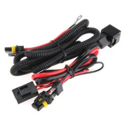 Wholesale H7 Wiring Harness - CARCHET Car Fuse Socket Copper Wiring Harness Fuse Socket for Xenon Lamp HID Conversion Kit H1 H3 H7 H11 Fuse Socket DC12V 35W
