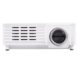 Wholesale New Lcd 3d Hd - Wholesale-New arrival LED Mini projector Video LCD 1080P 3D Home Theater Projector Full HD Proyector Beamer Game cinema in 17-67 inch
