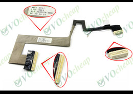 Wholesale Video Lvds - NEW Free Shipping for MSI U90 U100 U110 U120 LVDS LCD video screen cable K19-3030028-H58
