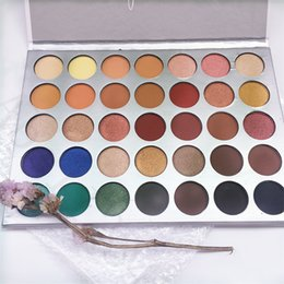 Wholesale Easy X - 2017 The Jaclyn Hill Palette Eyeshadow X Jaclyn Hill Eyeshadow Palette 35colors eyeshadow palette DHL free shipping