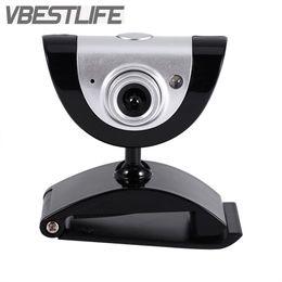 Wholesale Hd Vista - VBESTLIFE New PC Video Record HD Night Vision Webcam Web Camera with MIC for Computer Windows XP   win7   win8   Vista Laptop