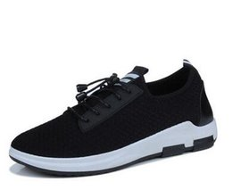 Wholesale Woman High Comfortable - 2017 High quality Men and women Casual shoes trend fashion Breathable and comfortable Easy to match best-selling shoes size36-47