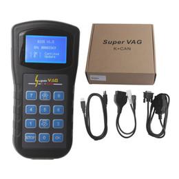 Wholesale Odometer Change Tools - ECUtool Fcarobd VAG K CAN 4.8 for vw mileage change Super VAG KCAN V4.8 odometer programmer vag odometer correction tool