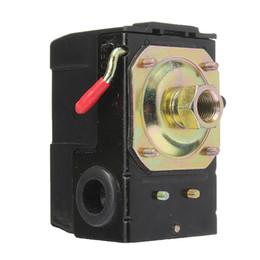 Wholesale Psi Switch - Air Compressor Pressure Switch Control Valve 90-120 PSI Single Port w  Unloader