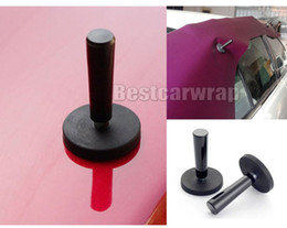 Wholesale Car Roof Magnets - Gripper Magnets For Vehicle Wrap Sign making Car Wrapping Self Adhesive Vinyl Magnet Vehicle wrap Tools DHL Free Shipping