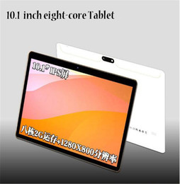 Wholesale Table Dual Camera - New table PC 10.1inch Android 5.1 Octa Core MTK6592 3G 4G Phone Call Tablet 2GB 64GB with Bluetooth GPS IPS phablets