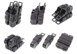 "Wholesale One M4 - Fast mag Pistol 2+1mag""two small pouch and one 5.56 Mag pouch""for M4 Tactical magazine bags"