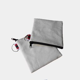 Wholesale Coin Change - Wholesale Eco Friendly Blank Canvas Coin Purse Ladies Cheapest Classic Retro Small Change Coin Purse canvas purse