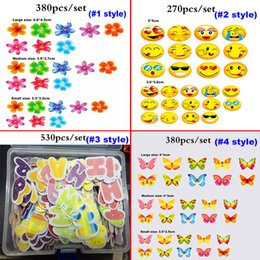 Wholesale Butterfly Birthday Party Decorations - Newest Edible Cake Flowers Topper Wafer Paper Butterfly Cupcake Picks Wedding Cake Decoration Birthday Party Decoration Kids WX-C62