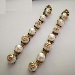 Wholesale Vintage Stud Earrings Wedding - New Baroque Vintage Lion head stud earrings for women fashion jewelry Bridal Pearl earrings pendant Female Brincos Wedding accessories 2017