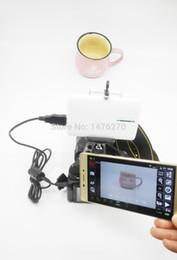 eos de gros Promotion Contrôleur de wifi sans fil en gros-sans fil, caméra télécommande pour Canon EOS 5D Mark II 500/550/600 / 650D visuel RC 6 RC-6 RC6