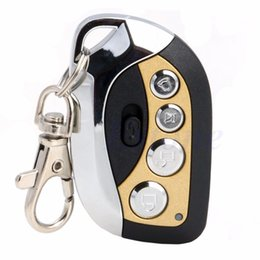 Wholesale 315mhz Garage Door Remote - Wholesale- 1 PC For Cloning Universal Gate Garage Door 315MHz 433MHz Wireless Remote Control Key Fob