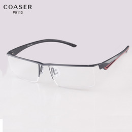 47a3b7a48d4e Wholesale- Wide Big Glasses Frame Men Eyeglasses Fit Computer Reading Myopia  Optical Prescription Clear Lens Eyewear frame Spectacle oculos
