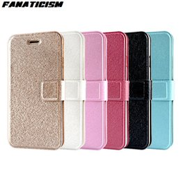 Wholesale Book Holder Phone Case - Fanaticism Silkworm Pattern Leather Case For iPhone X 8 7 6 6S Plus Flip Book Phone Bag Stand Cover with Card Holder Coque