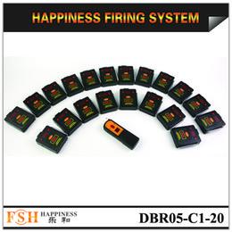 Wholesale Fountain Remote Control - DHL FedEx Free shipping 2017 New product, Magic 1 channel 500M remote control fireworks, stage fountain and consumer fireworks firing system
