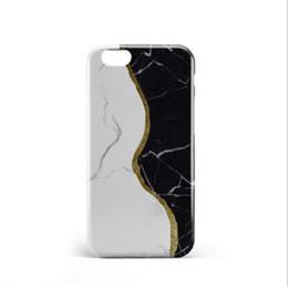 Wholesale Mobile Phone Special Case - New arrival Marble Mosaic A218 special design good quality mobile phone case for iphone 7 5SE iphone 6