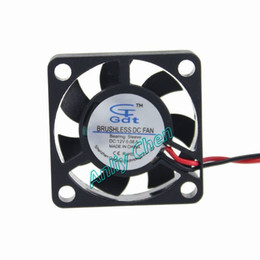 motor pack Coupons - Wholesale- 2Pieces LOT Safe Packing Gdstime 3007s 30mm 30 x 30 x 7MM 2Pin 12V DC Motor Cooling Fan