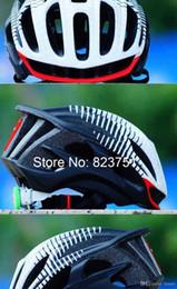 Wholesale Outdoor Bike Cycling Helmet - Wholesale-Cycling Helmet With LED Warning Lights Road Mountain MTB Bike Helmet Outdoor Sports Bicycle Helmet CE Certification