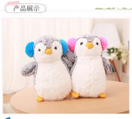 Wholesale Souvenirs Toys - 2017NEWSuper cute Penguin Little Dolls Penguin Plush Toy Ocean Park souvenir doll gift ty dolls soft toys