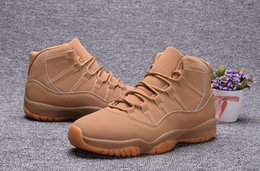 Wholesale Good Cheap Mens Shoes - hot sale retro 11 high wheat yellow online XI 11s mens sport shoes good quality free shipping sale for cheap top