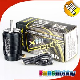 Wholesale Brushless Truggy - Tenshock 8Pole Electric Rc Cars Micro Brushless Motor 1:5 2WD RC Car Off Road Buggy Truggy On Road X501S VRX Racing RH501E RH525