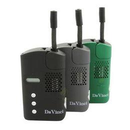 Wholesale E Vapor Dry Oil Wax - Davinci Dry Herb and Oil Pen Vaporizer Kit Da vinci Mod E-cigarette Vapor Herbal Wax Portable 2200mah Temperature Control