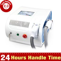 Wholesale E Light Ipl Rf - E-light Ipl-rf Hair Removal Skin Rejuvenation Wrinkle Removal Machine