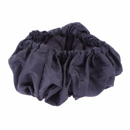 Wholesale Pram Covers - Wholesale- 1pc Stroller Wheel Covers Wheel Protecter Stroller Accessories Wheels Covers Baby Carriage Pram Wheel Stroller Accessories