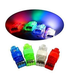 dans stcok vente LED Lampe LED Bague Bague cadeaux Lumières Luminescent Laser Finger C Bright LED Rave Laser Finger Lights Assorties Jouets 4 Couleurs ? partir de fabricateur
