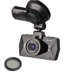 Wholesale Gps Parking Detector - Ambarella A7LA70 Car DVR Camera GPS Video Recorder Full HD 1080P 60Fps 1296P Dashcam Blackbox Parking Mode G-Sensor WDR Speedcam