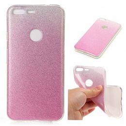 Wholesale Tpu Glitter Case - Fashion Ultra Thin Gradual Change Color Glitter Case TPU Soft Shockproof Cases Cover For Samsung J3 J7 Prime Note 5 8 S5 S6 S7 S8 Edge Plus