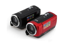 "Wholesale Cheap Cmos Camera - Cheap 16MP Waterproof Digital Camera 16X Digital Zoom Shockproof 2.7"" SD Camera D40 DHL"