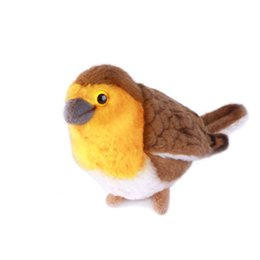 Wholesale Life Size Toy Christmas - Jungle Cute Animal Soft Toy Stuffed Plush Life Size Flying Bird Brinquedos Menina Toys For Children Oiseaux Artificiels 60G0227