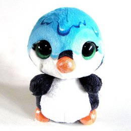 Wholesale Video Game Beanie - 35 Design Ty Beanie Boos Plush Stuffed Toys 15cm Wholesale Big Eyes Animals Soft Dolls for Kids Birthday Gifts ty toys DHL