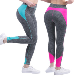 Wholesale Bodybuilding Clothing Women - Women Leggings For Female High Waist Fitness Pants Legging Workout Activity Leggings Bodybuilding Clothes Body Shapers