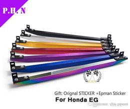 Wholesale Rear Lower Civic Ek - Free shipping BEAKS Rear Lower Tie 88-95 Honda Civic94-01 AcuraIntegra 96-00 Honda Civic(all, excl. Type-R) EG EK ES FD stock ready to ship