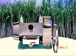 Wholesale Automatic Juice Machine - High Quality Manual Model Sugar Cane Ginger Press Juicer Juice Machine Press
