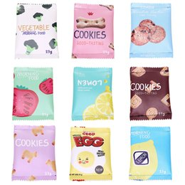 Wholesale Korean Bags For Sale - New Arrive Fashion Purse For Women Girls Cute Fashion Snacks Coin Purse Mini Wallet Money Bag Change Pouch Key Holder Hot Sale