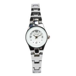 Wholesale Crystal G Watch - Wholesale- Luxury Bracelet Watch Women Ladies Female Fashion Crystal Dress Quartz Wrist Watches Hour Clock G-002