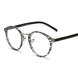 Wholesale Sunglasses Transparent Men - Unisex Clear Lens Sunglasses Myopia Frame Optical Aviation Spectacle Men Women Sun Glasses Sexy Bookwroms Transparent Eyewera Retro Vintage