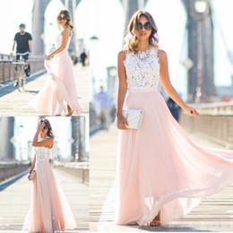 522a2cd9de vestidos de novia de estilo bohemio de playa Rebajas Bohemio de verano 2017  Una línea Vestidos