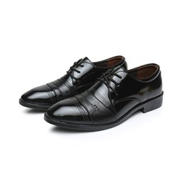 Wholesale Classic Leather Mens Shoes Oxford - 2017 Top brand classic mens casualleathershoes high quality dress shoes fashion business shoes chaussure homme superstar pointed footwears